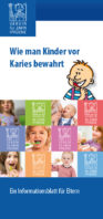 Wie man Kinder vor Karies bewahrt Titel
