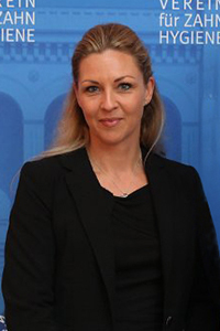 Jessica Brucculeri, Leitung Geschäftsstelle