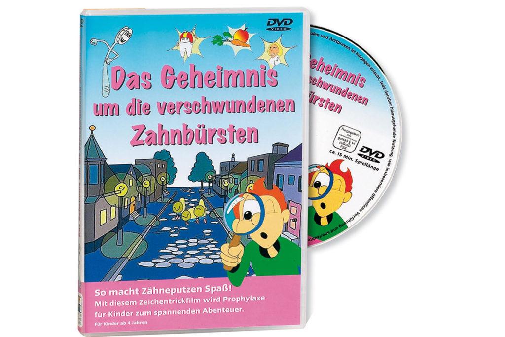 Filme und CDs – Verein für Zahnhygiene