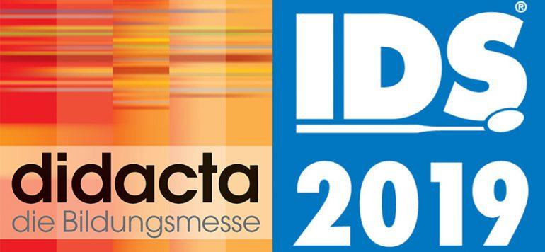 didacta und IDS 2019