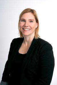 Annika Mayer-Wuttke: Kundenbeauftragte