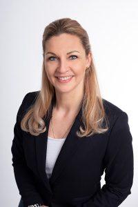 Jessica Brucculeri: Leitung der Geschäftsstelle