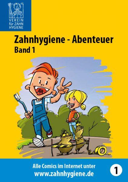 VfZ Zahnhygiene-Abenteuer Band 1