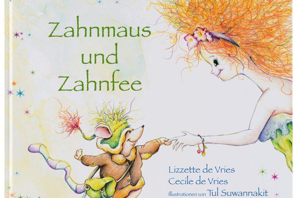 """VfZ Kinderbuch """"Zahnhmaus und Zahnfee"""" Innenseiten"""
