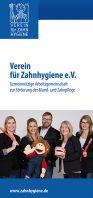 Verein für Zahnhygiene Imageflyer 2019 Download